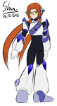Axl's starting armour -For Hannaji- by Shinryuu-Uroborus