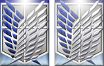 Wings of Freedom Icons by NejiShadow2051