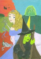 Wicked-For Good by dramaelfie