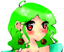 OC - Lime by PlatinumPoinsetta