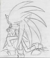 ceunch the porcupine by GamistTH