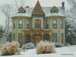 Snowy Victorian by jim88bro