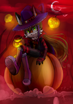 Happy Halloween by Reroro-GC