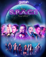 Starkid Space Tour Poster by snicklefritz500