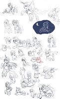 Doodles XD by Tenchi-Outsuno