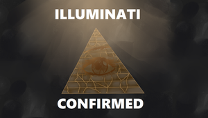 Illuminati Wallpaper by GoldenBunni