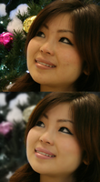 Before and After Christmas 08 by FightTheAssimilation