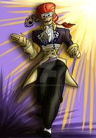Maestro of villainy by Aaren-kun
