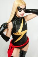 Ms. Marvel by Anne-annie-annet