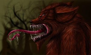 Werewolf by messthem