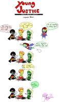 YJ: SCW - Screw Aqualad by King-of-Losers