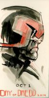 Day of Dredd 2014 by Phobos-Romulus