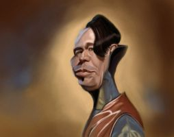 Gary Oldman as Zorg by DoodleArtStudios