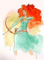 Merida by Celiarts