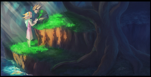 The forest promise by arinfu