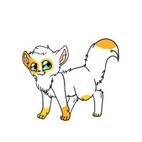 .:Chibicommission:. Meow by EsorWolf
