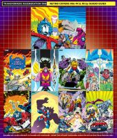 Transformers Regeneration One Covers Combination! by GuidoGuidi