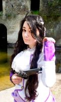 Nyo! Austria Cosplay. by mory-chan