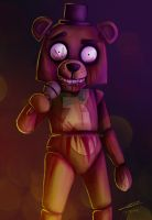 Freddy - Blood by MichaelthePure