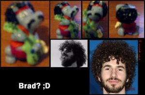 Brad? xD by BeCrew