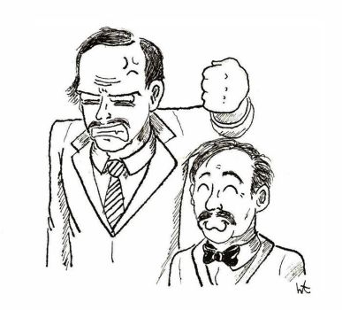 Fawlty Towers by Winered-Angel