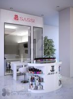 SASSI NAIL SALON by TANKQ77