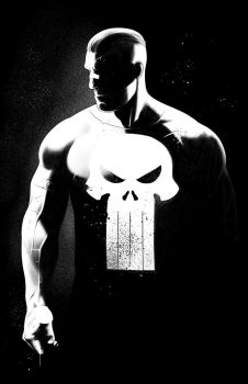 Punisher 1 by ArminOzdic