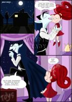 The meeting of vampires Page 1 by VampiraLady