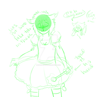 Magical Girl Confirmed by pumpkab00s