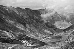 Fagaras Mountains by CDLush