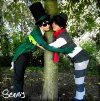 The Lorax: Tree Huggers by Sebbys