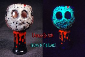 Jason 14mm Dome 1 by Undead-Art