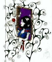 snow white by candy-quackenbush