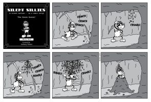 Silent Sillies - 126 The Grave Gravel by JK-Antwon