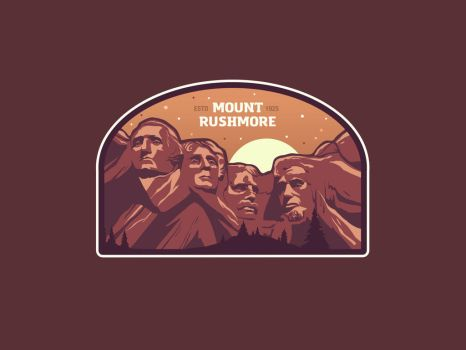 Mountain Rushmore by Icondesire