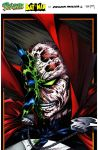 Spawn Batman by Frank Miller and Todd McFarlane by StevenEly