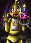 Chica - Five Nights At Freddy's by zaameen