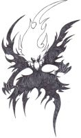 Darkrai: Nightmare King by Dragga