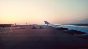 Dawn at Incheon - South Korea by IWSFOD-D