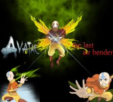avatar the last air bender by nicmueds