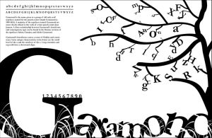 Garamond Tree by DT1087