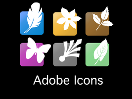 CS3 Icons by drkwords