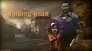 The Walking Dead by Herostrain