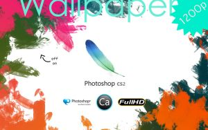 Photoshop Wallpaper Pack by CaHilART