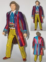 Ultimate Adventure 6th Doctor by selkie-x