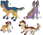 Canine adopts OPEN by Zoesadopts4u
