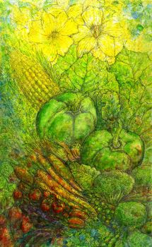 Mississippi Vegetables by JoeMacGown