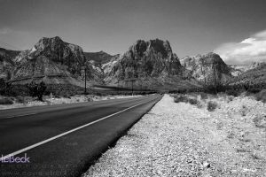 Red Rock Canyon, Two by photoscot