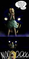 MonsterBall :It's Dark: by Super-Cute