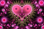 Hearts and flowers by kward1979uk